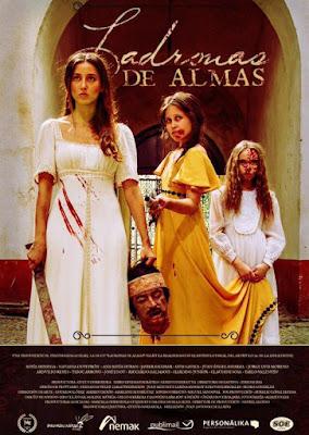 Ladronas De Almas 2015 DVDCustom HD Latino