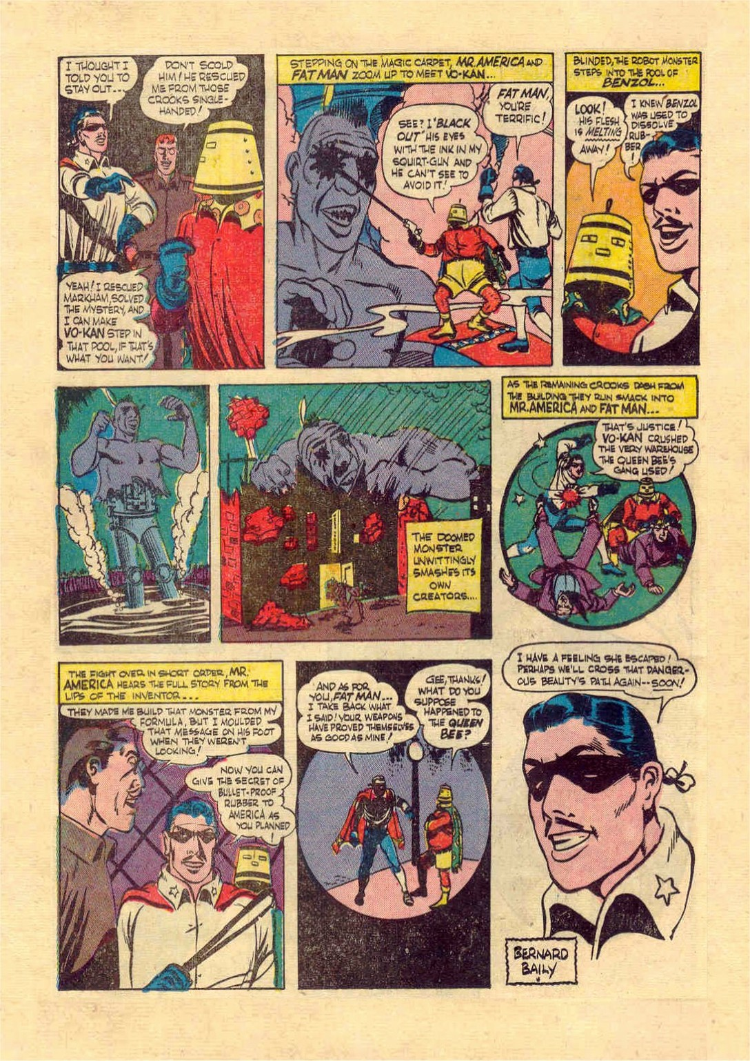 Read online Action Comics (1938) comic -  Issue #46 - 45