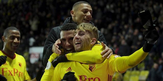 Hasil Pertandingan Watford vs Chelsea: Skor 4-1