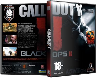 Call of Duty Black Ops II Digital Deluxe Edition PC Game 11.5GB Free Download