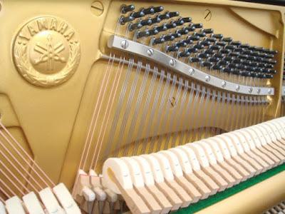 Cách kiểm tra và đánh giá piano cơ cũ