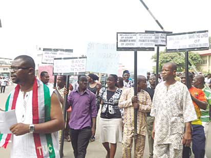 Court orders JOHESU to end strike, resume work within 24 hours
