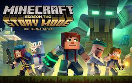Minecraft Story Mode Season Two - Free Download Game For PC