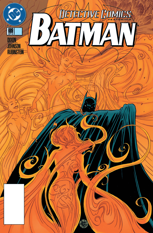 Detective Comics (1937) 689 Page 0
