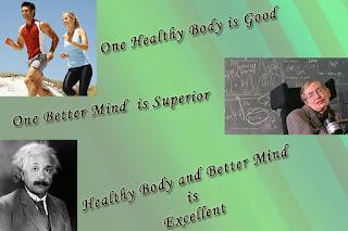Body+Mind=Genius