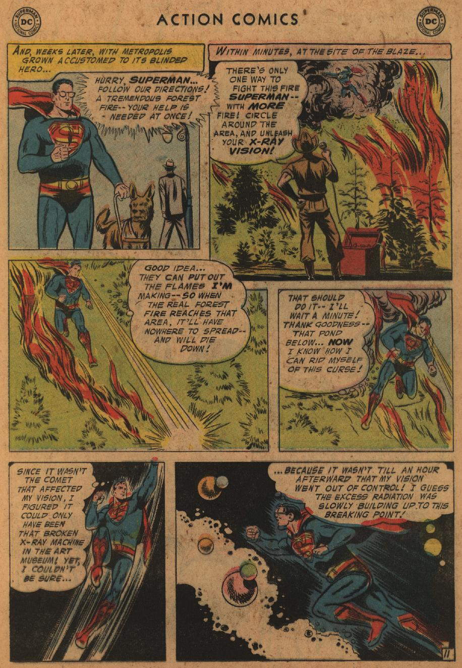 Read online Action Comics (1938) comic -  Issue #227 - 13