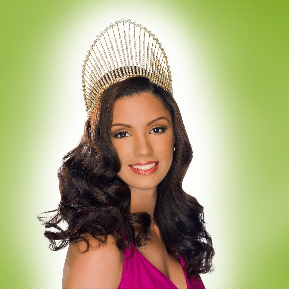 Val Huston Reports : Miss Latina U.S.A. headed to Miss ...
