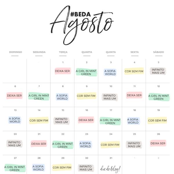 Calendário BEDA Colectivo
