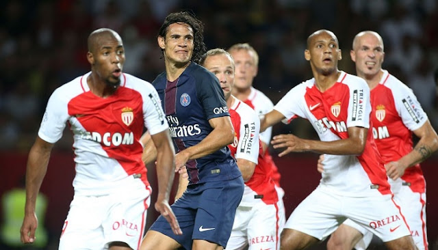 Monaco vs PSG en vivo