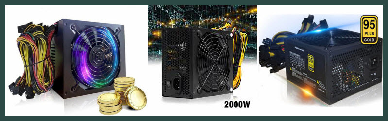 Gold Mining Power Supply