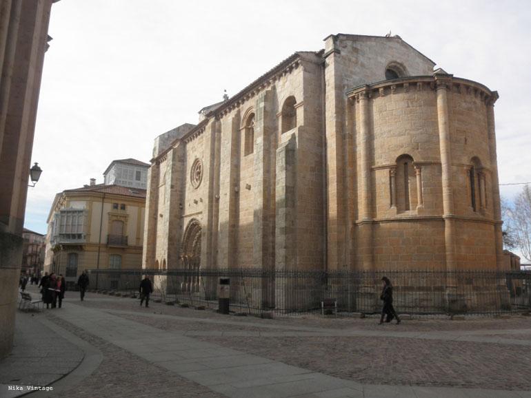 zamora, iglesia, romanico, Santa Maria Magdalena, paseo, dia perfecto, hoy compartimos