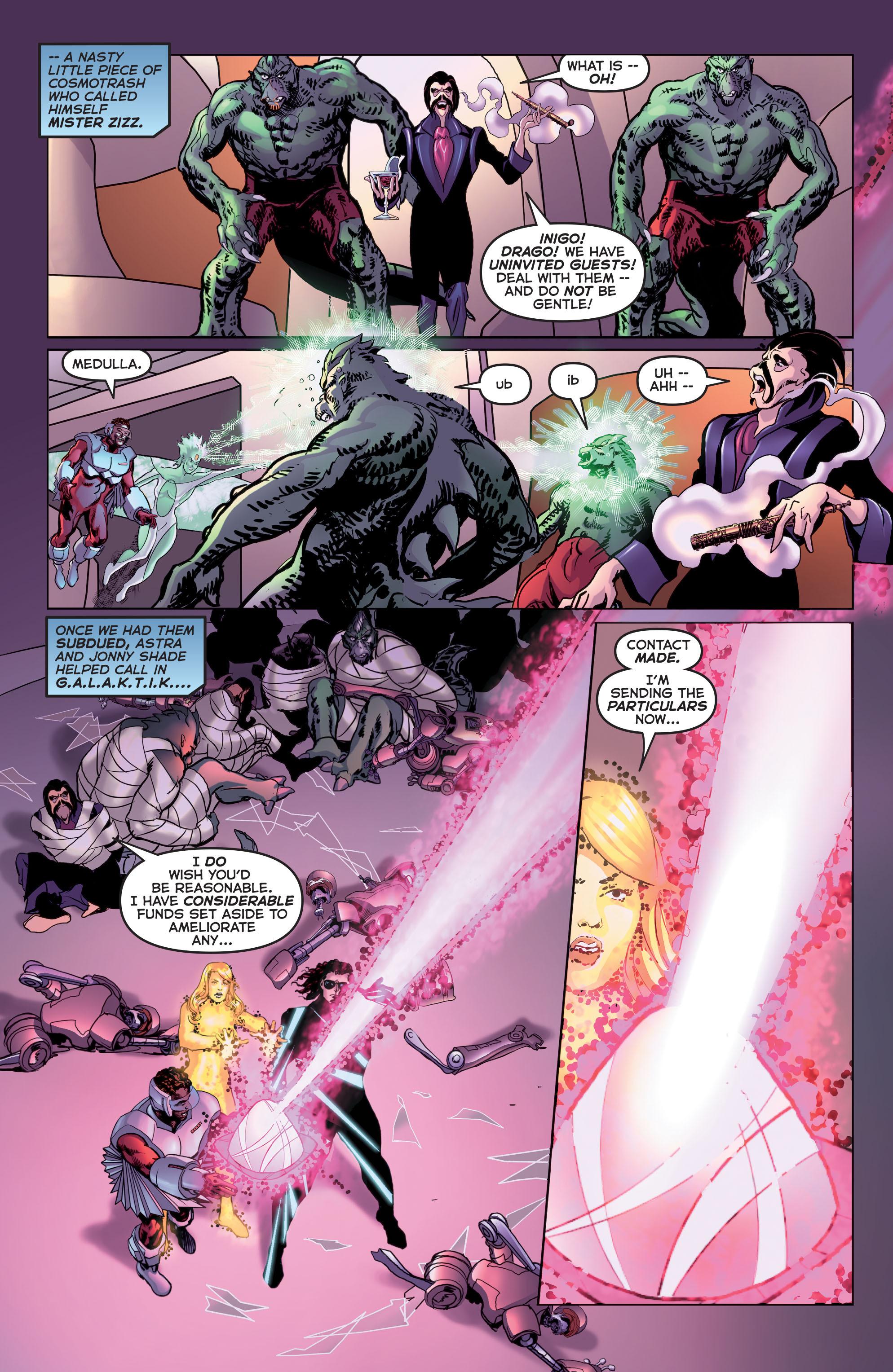 Read online Astro City comic -  Issue #24 - 8