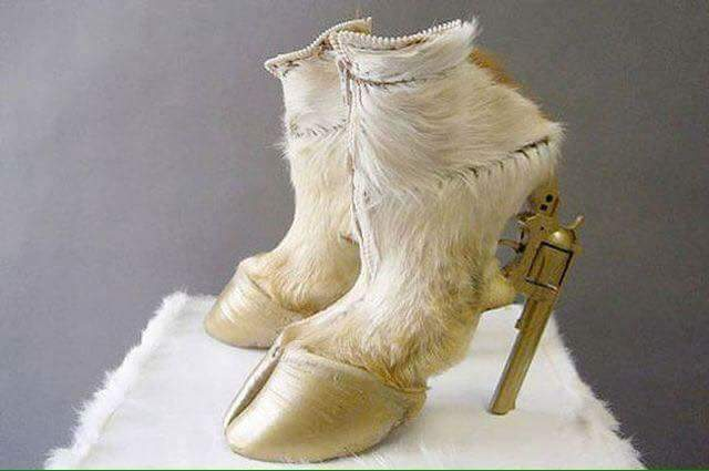 Ladies, will you rock these shoes?