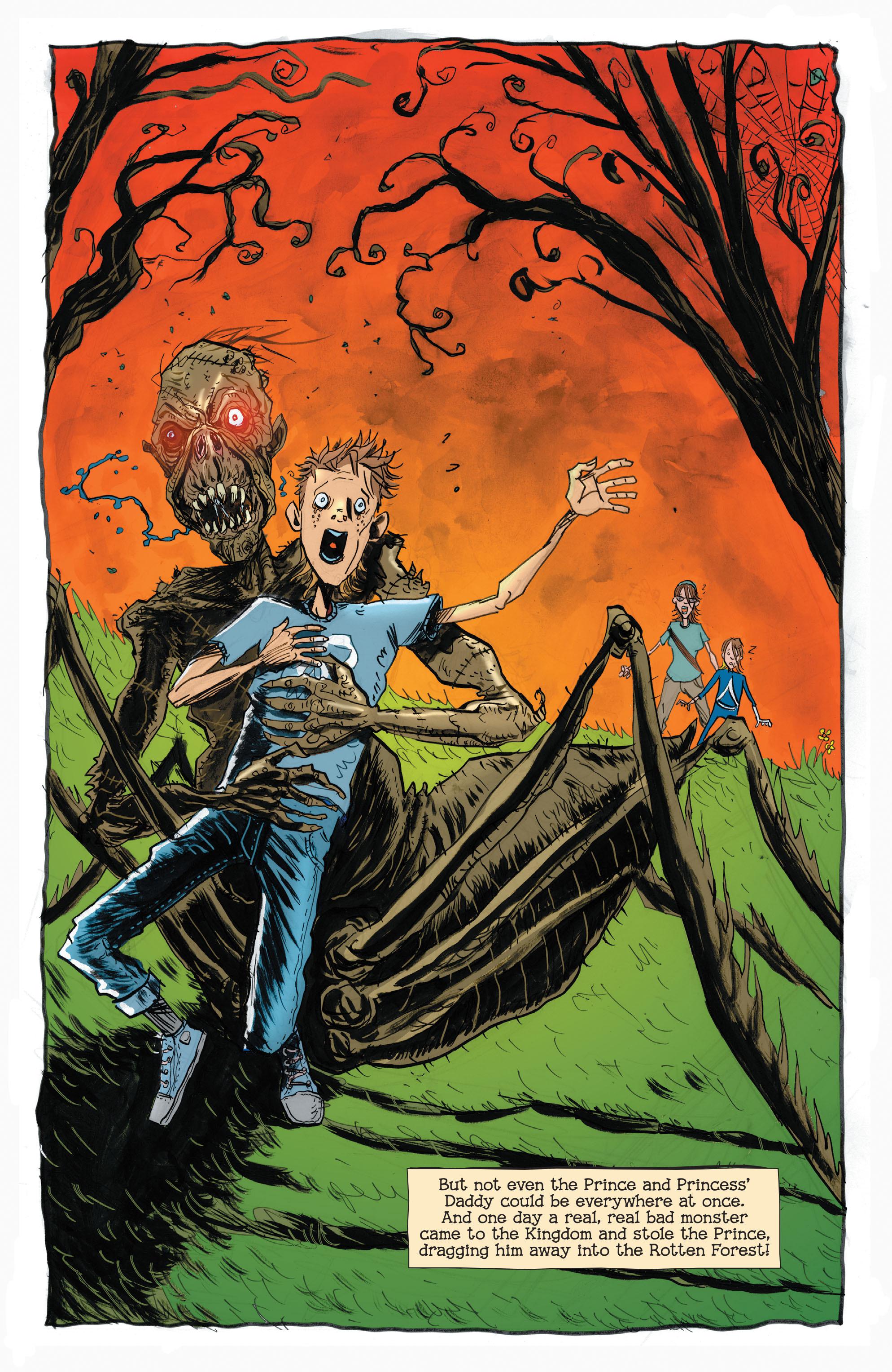 Read online Animal Man (2011) comic -  Issue #29 - 10