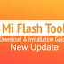 Xiaomi Mi Flash Tool Terbaru