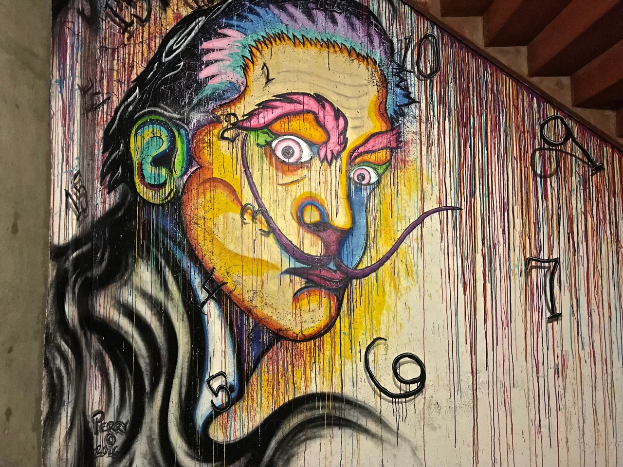 Phoenix Daily Photo: Salvador Dali Lives in Phoenix
