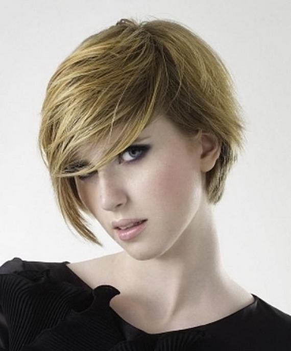 Karine Vanasse: 2012 Short Hairstyles