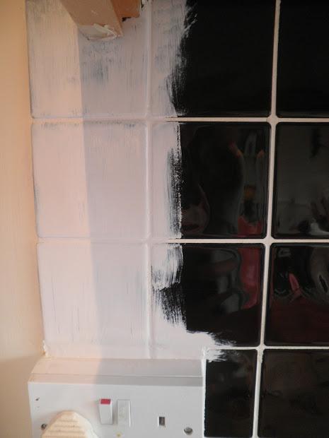Painting Kitchen Tile Floors