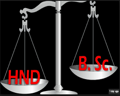 BSc and HND holders winnyzblog