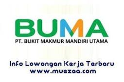 Lowongan Kerja PT Bukit Makmur Mandiri Utama (BUMA) Terbaru Tahun 2019