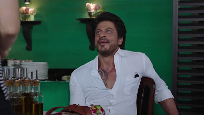 Shah Rukh Khan Smile HD Picture