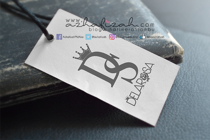 Design Logo/Watermark Delarosa