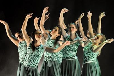 Bases Bíblicas para a Dança Espontânea na Igreja