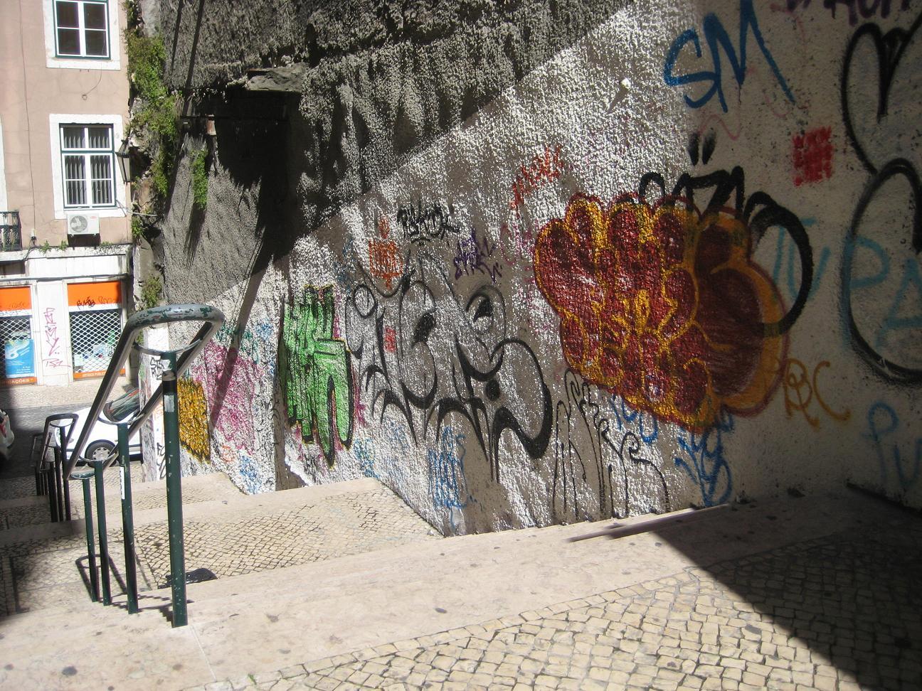 Cool Lisbon Cool Street Art