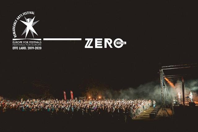 Πρέβεζα: Στα Πιο Ξεχωριστά Φεστιβάλ Τέχνης Στην Ευρώπη Το Zero Festival !