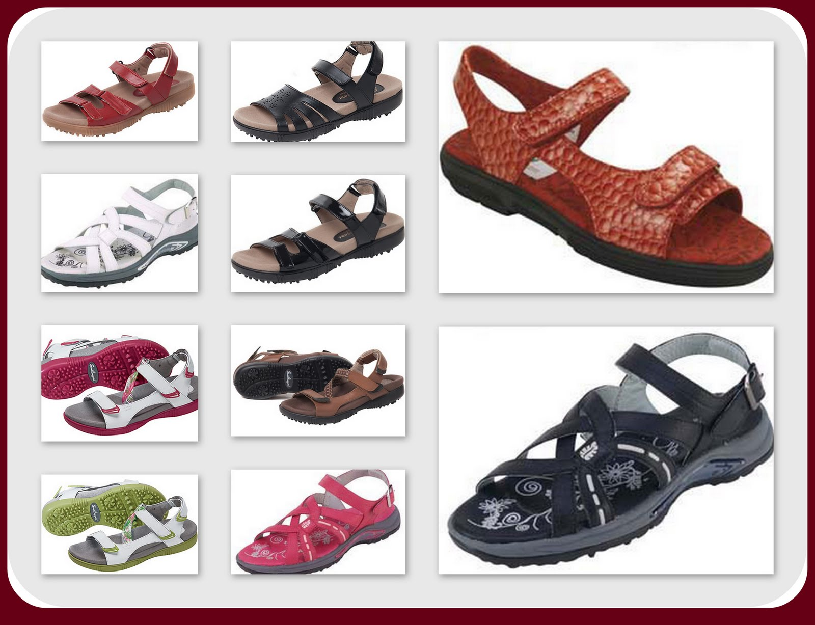 online retailer 904d7 5b20a Summer time and the living is easy …. summer time and the sandals are  here!! Feel the freedom of comfort on hot summer days as you play in  fashionable ...