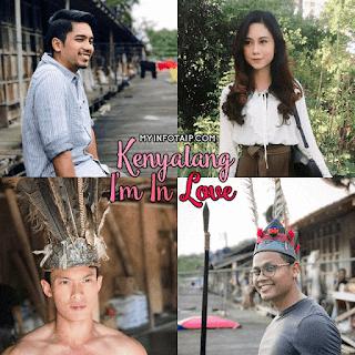 Sinopsis Drama Kenyalang I'm In Love
