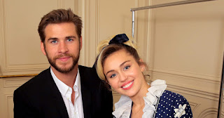 Miley Cyrus Confirms Secret Wedding To Liam Hemsworth