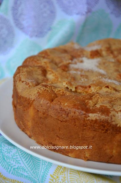 torta di mele, o di pere..senza burro