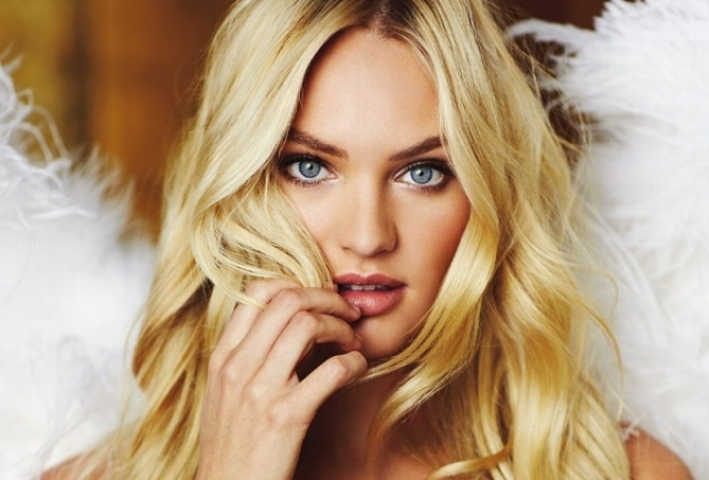 Model Victoria Secret Paling Hot - Candice Swanepoel