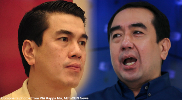 Martin Bautista rescuing Andy on ill-gotten wealth issue a totally wrong move, here's why