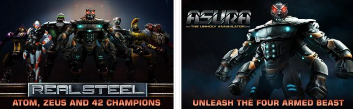 Real Steel v1.28.27 APK+DATA