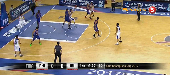 Petrochimi-Iran def. Chooks-to-Go Pilipinas, 87-66 (REPLAY VIDEO) FIBA Asia Champions Cup 2017