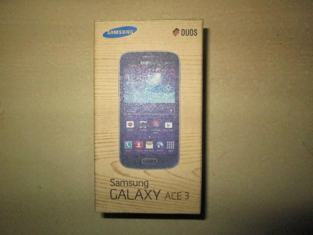 Dus Samsung Galaxy Ace 3 Bekas Layak Pake