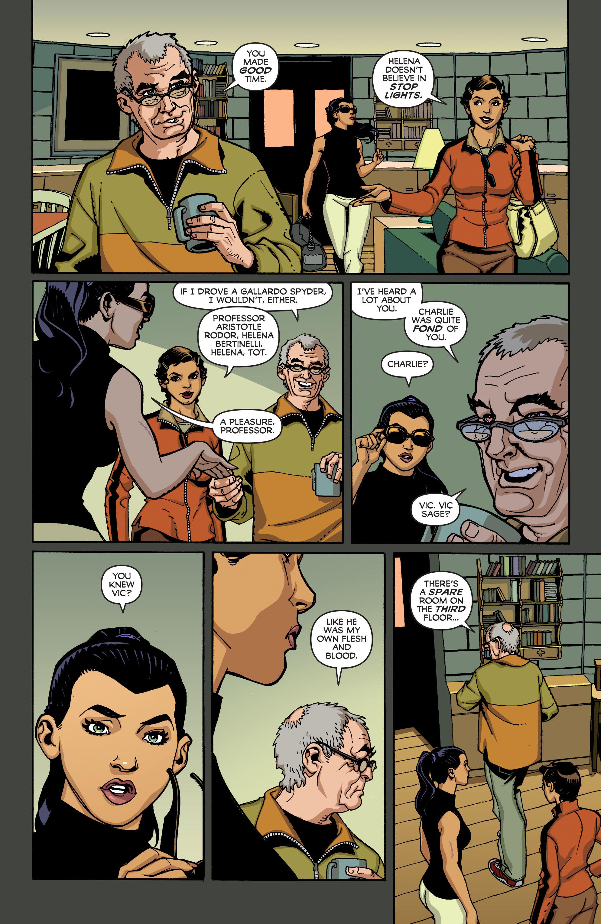 Detective Comics (1937) 860 Page 23