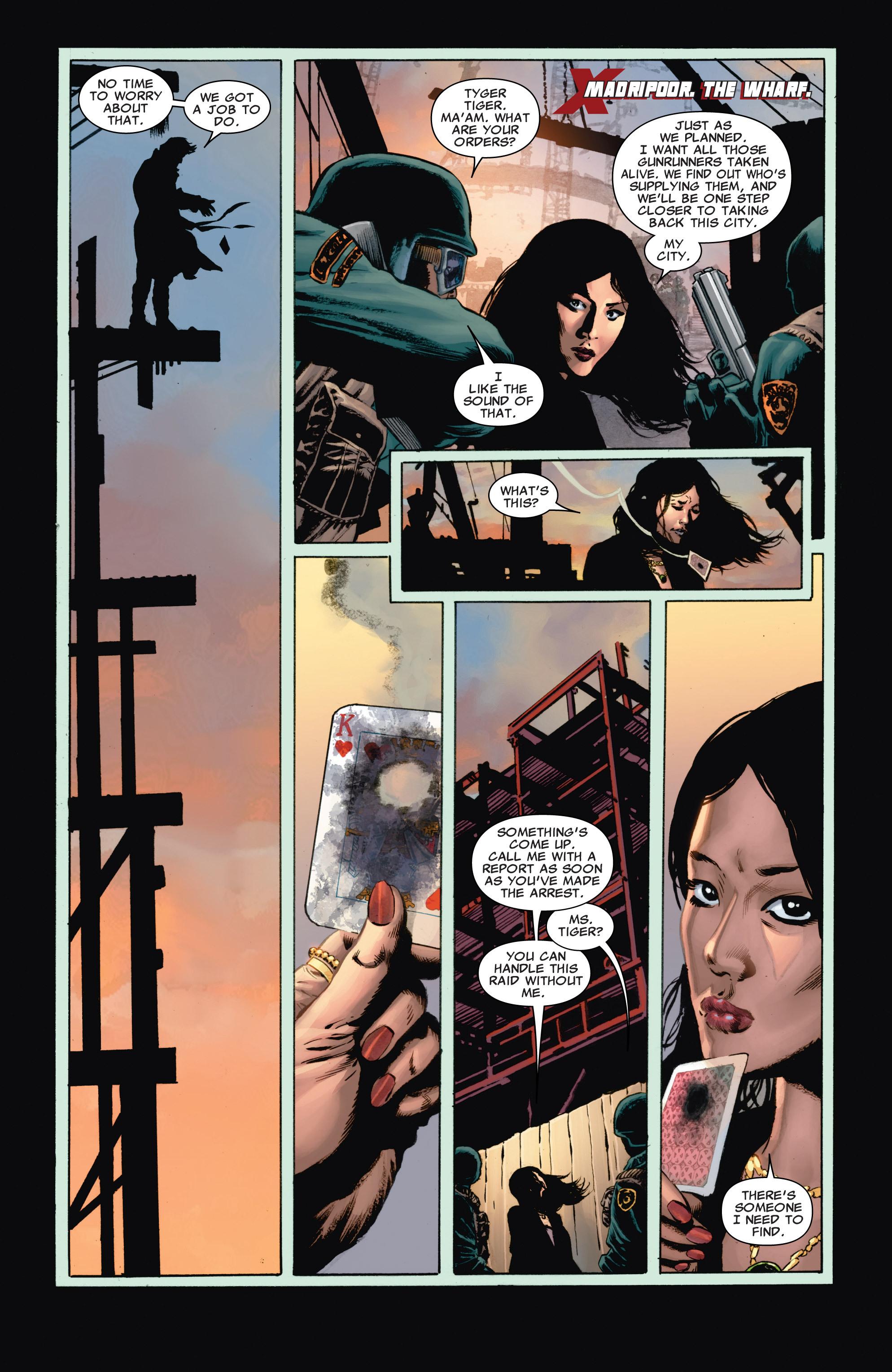 Read online Astonishing X-Men (2004) comic -  Issue #54 - 16