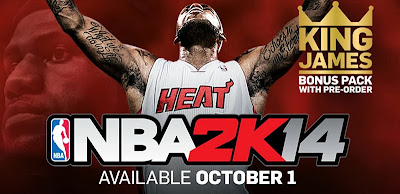 Download NBA 2K14 Demo Xbox 360 & PS3
