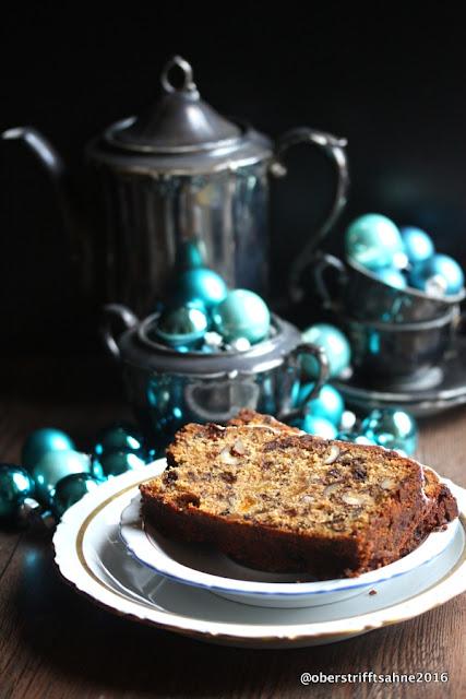 weihnachtlicher Kuchen