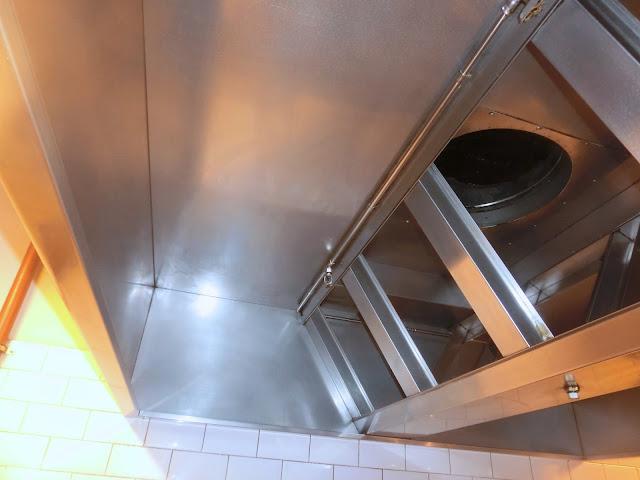 Limpieza de campanas restaurantes Barcelona