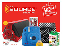 The Source Flyer valid December  14 - 24, 2017 I Want That