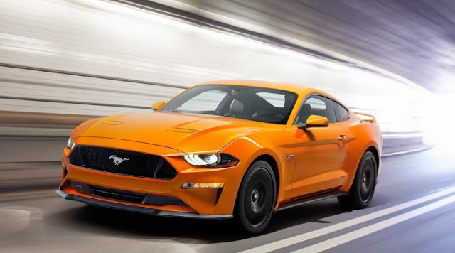 2018 Ford Mustang- Drops V-6 Performance, Engine, Design, Interior, Exterior, Price