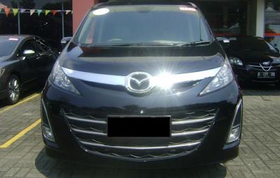 Eksterior Mazda Biante Skyactiv