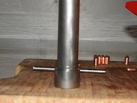 mise en place balle 6mm velodog avec kit h&c