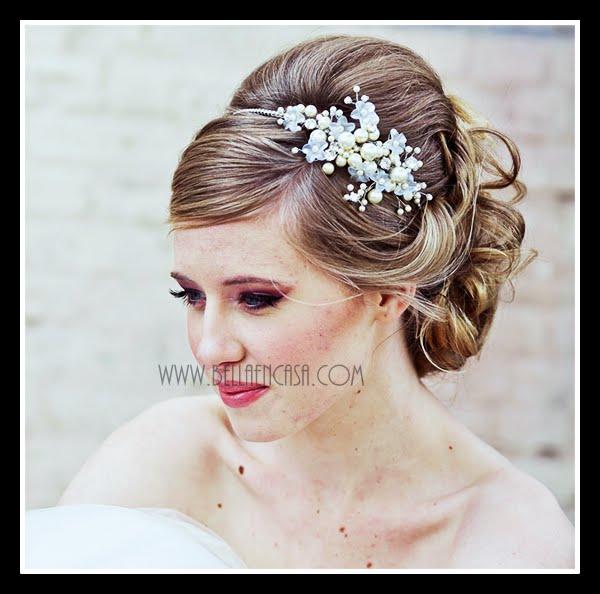 Peinados para novia bodas de plata