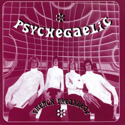 VA - Psychegaelic : French Freakbeat