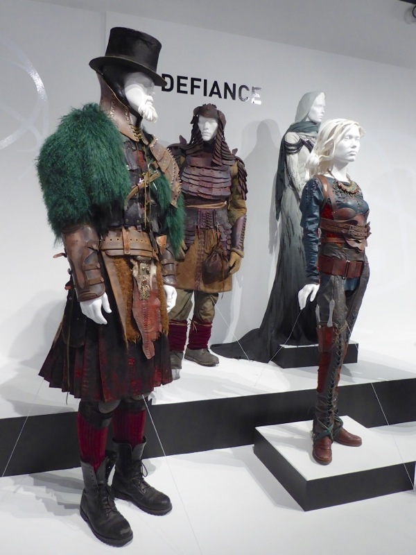 Defiance Syfy costumes